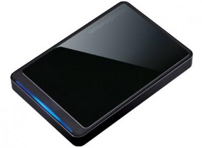 Externe Festplatte Buffalo MiniStation mit 1 TB für 85 € - 14% Ersparnis *Update* jetzt für 79 €