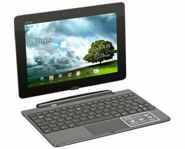 Android-Tablet Asus Transformer Prime mit Dockingtastatur und 32 GB für 505 € *Update* jetzt für 479 €