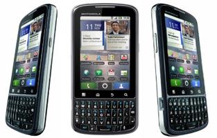 Android-Smartphone Motorola Pro XT610 für 99,99 € - 20% Ersparnis