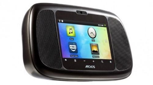 Archos 35 Home Connect - Wecker und Internetradio mit Android für 69 € statt 99 € *Update*