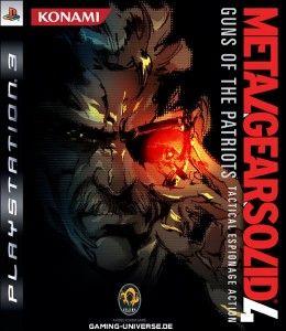 [PS3] Metal Gear Solid 4 für 36€