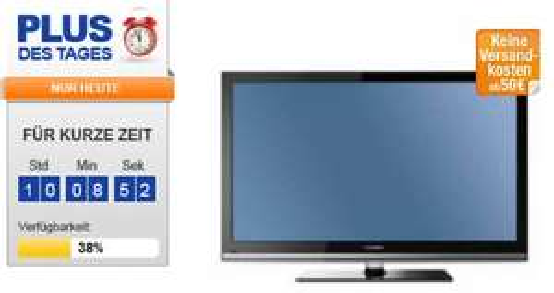 "Thomson 55FT5643 für 772 € - günstigster 55"" LED-Backlight-TV"