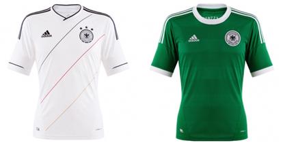 DFB-Trikot Home & Away 2012 für 37,90 € - 14% Ersparnis