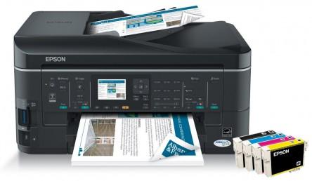 Epson Stylus Office BX625FWD - Multifunktionsgerät mit WLAN ab 129 €
