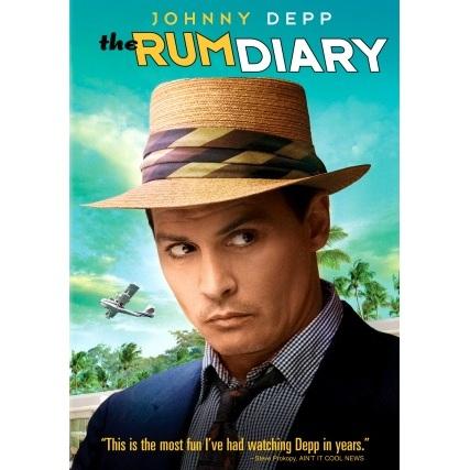 Kinopreview: Rum Diary mit Johnny Depp für 0,50 € (2 Karten)