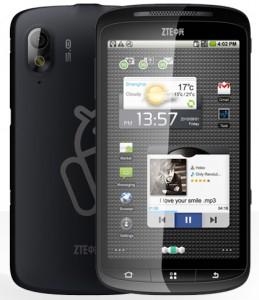 Einsteiger-Smartphone ZTE Skate für 126 € bei iBOOD - 29% Ersparnis