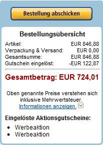 Samsung UE46ES5800 (Triple-Tuner, WLAN) + Blu-ray-Player + Zurück in die Zukunft + HDMI-Kabel für 724 €