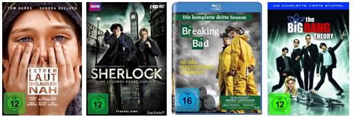 Filmschnäppchen bei Amazon & Konter auf aktuellen Saturn-Prospekt - Blu-rays ab 8,99 €