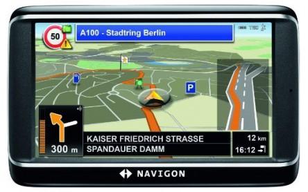 Navigationssystem Navigon 40 Plus Europe 79 € statt 104 €