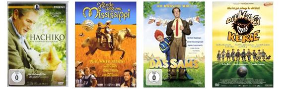 DVD- und Blu-ray-Angebote bei Amazon: z.B. 3 Blu-rays für 21 €