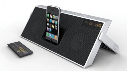 Mobiles Lautsprecherdock Altec Lansing inMotion iMT620 ab 59,80 €