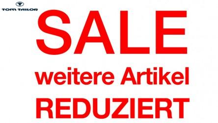 Top: Sale bei Tom Tailor mit bis zu 70% Rabatt *Update*