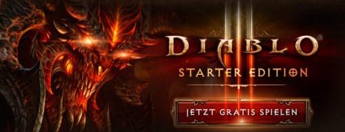 Diablo 3 Starter Edition - Akt 1 bis Stufe 13 kostenlos testen