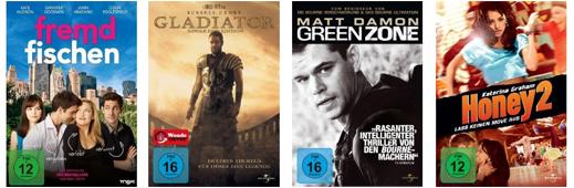DVD- und Blu-ray-Angebote bei Saturn & Konter von Amazon