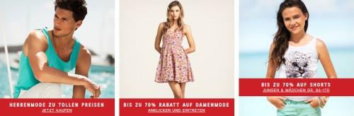 Sommer-Sale mit bis zu 70% Rabatt bei H&M und zusätzlich sparen mit Gutscheinen