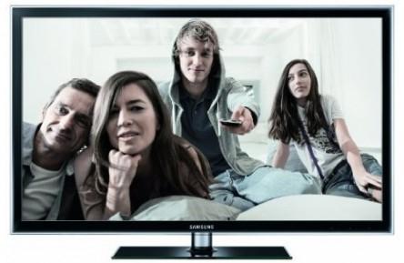 Samsung UE40ES6200 (3D, Triple-Tuner) für 494,10 € bei MeinPaket - 17% sparen