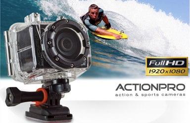 Action-Kamera ActionPro SD21 Pro für 235,90 € bei iBOOD - 18% Ersparnis