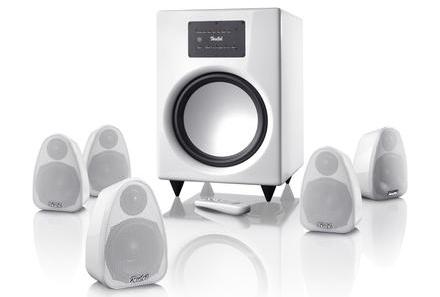 5.1 Lautsprechersystem Teufel Motiv 5 für 350 € - 30% Ersparnis