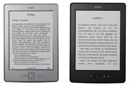 Amazon senkt Preis des Kindle auf 79 € und stellt weitere Modelle vor