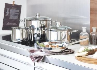 WMF-Kochgeschirr Diadem Plus (6-teilig) für 59 € bei Möbelix *Update*