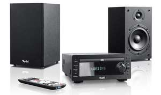 Kompakte Stereoanlage Teufel Kombo 20 für 179,99 € - 25% Ersparnis