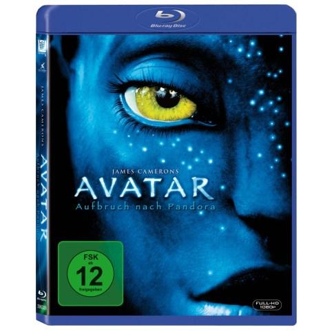 Avatar (Blu-ray) für 8,97€ statt 14€ bei Amazon