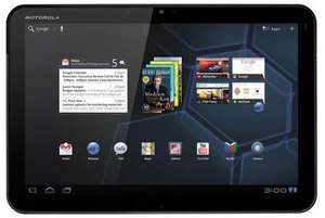 Motorola Xoom (32 GB, WiFi, refurbished) für 217 € - 17% Ersparnis