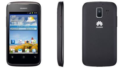 Einsteiger-Smartphone Huawei Ascend Y200 für 89,99 € - bis zu 23% sparen