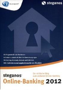 Steganos Online-Banking 2012 - Vollversion kostenlos erhalten