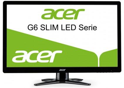 Acer G226HQLBbd (21,5″, LED-Backlight, Full-HD) für 94€ - 14% Ersparnis