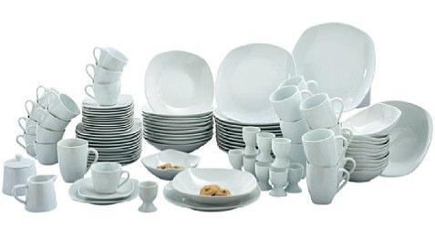 Neckermann: 100-teiliges Porzellan-Service für 33 € statt 99 €