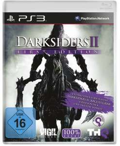 Darksiders 2 - First Edition (PlayStation 3) für 35,97 € statt 52,89 €