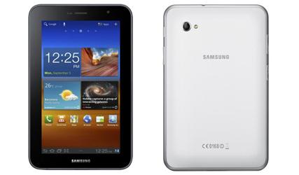 Samsung Galaxy Tab 7.0 Plus N (16 GB, WiFi) ab 199 €