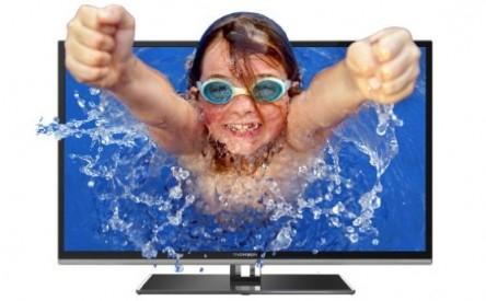 """LED-Backlight-TV Thomson 50FU6663 (50"""", 3D, Smart TV) für 749 € statt 887 €"""