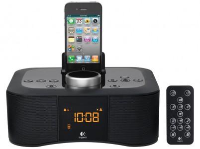 Logitech Clock Radio Dock S400i für 39,99 € bei Ebay - 26% Ersparnis *Update*