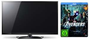 LG 47LM615S (47″, 3D, LED, Triple-Tuner) + The Avengers 3D für 629,99 € *Update*