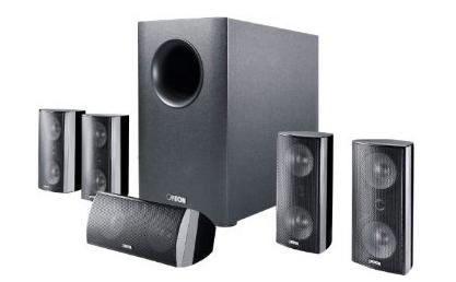 5.1-Lautsprechersystem Canton Movie 260 für 299 € - bis zu 25% Ersparnis