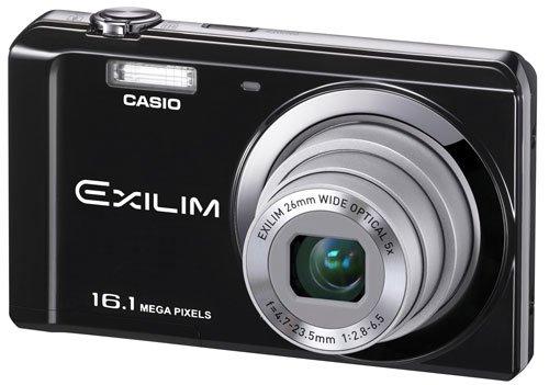 Kompaktkamera Casio Exilim EX-ZS6 für 59,99 € bei Saturn Österreich