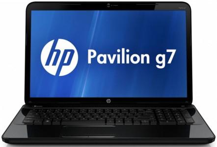 Multimedia-Notebook HP Pavilion g7-2101sg für 699 € statt 799 €