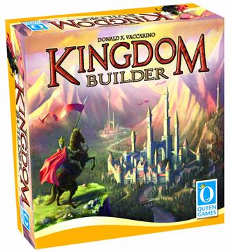Kingdom Builder - Spiel des Jahres 2012 für nur 9,98 € statt 20 € bei Amazon!