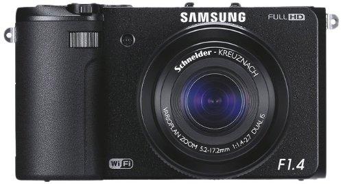 Digitalkamera Samsung EX2F für 392 € - 12% Ersparnis