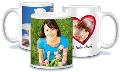 ComputerBild-Aktion: 2 Foto-Tassen für 5€ statt 25€ (inkl. Versand)