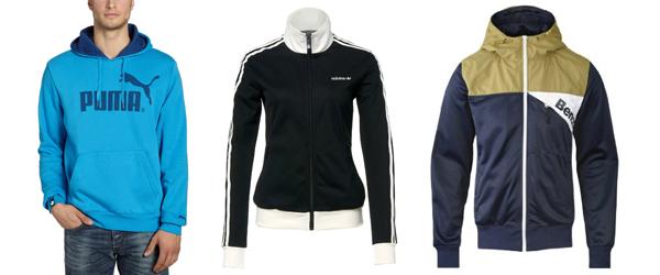 Amazon: 20% Rabatt auf ausgewählte Sportswear mit Gutscheincode *Update* nur noch bis Montag!