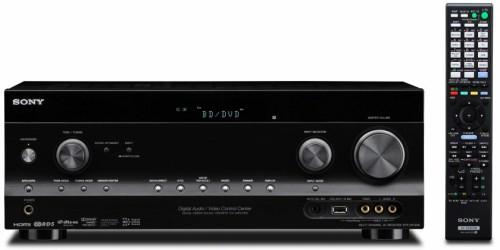 Top! 7.2 AV-Receiver Sony STR-DN1030 (3D, AirPlay, Bluetooth, WLAN) für 409 € *Update* jetzt wieder nur noch 253,90 €!