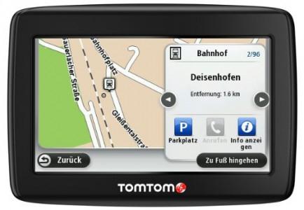 Navigationssystem TomTom Start 25 Central Europe Traffic für 108 € *Update* jetzt für 95,99 €