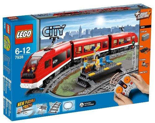 Lego City Passagierzug (7938) für 66 € bei Amazon Italien - 27% Ersparnis