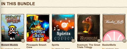 Humble Indie Bundle 4 und das Indie Royale Harvest Bundle