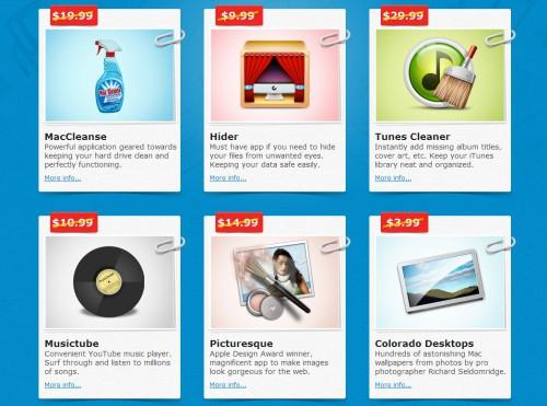 AppyFridays: 6 Mac-Apps im Wert von 78 € kostenlos herunterladen