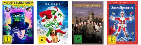 Film- und Serienangebote bei Amazon - z.B. 2 TV-Serien-Staffeln für 20 €