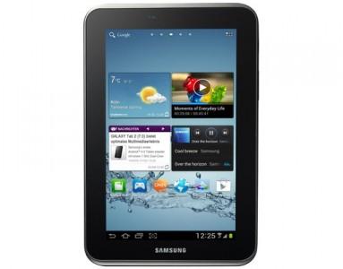 Samsung Galaxy Tab 2 (8 GB, 7 Zoll, 3G, WiFi) für 242,10 € bei MeinPaket - bis zu 15% sparen